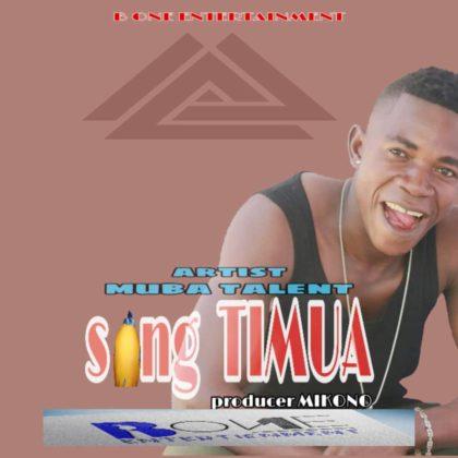 Download Audio | Muba Talent - Timua (Singeli)