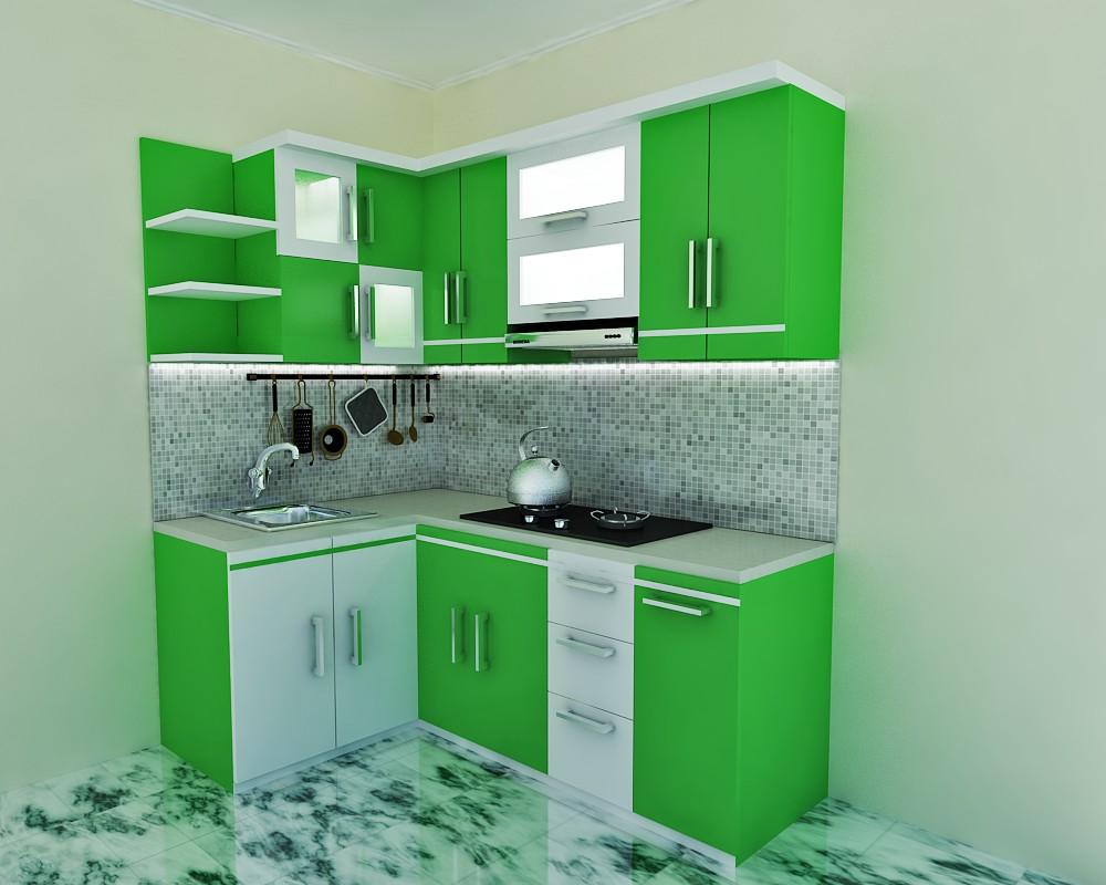 Desain Kitchen Set Dapur Mungil Expo Desain Rumah