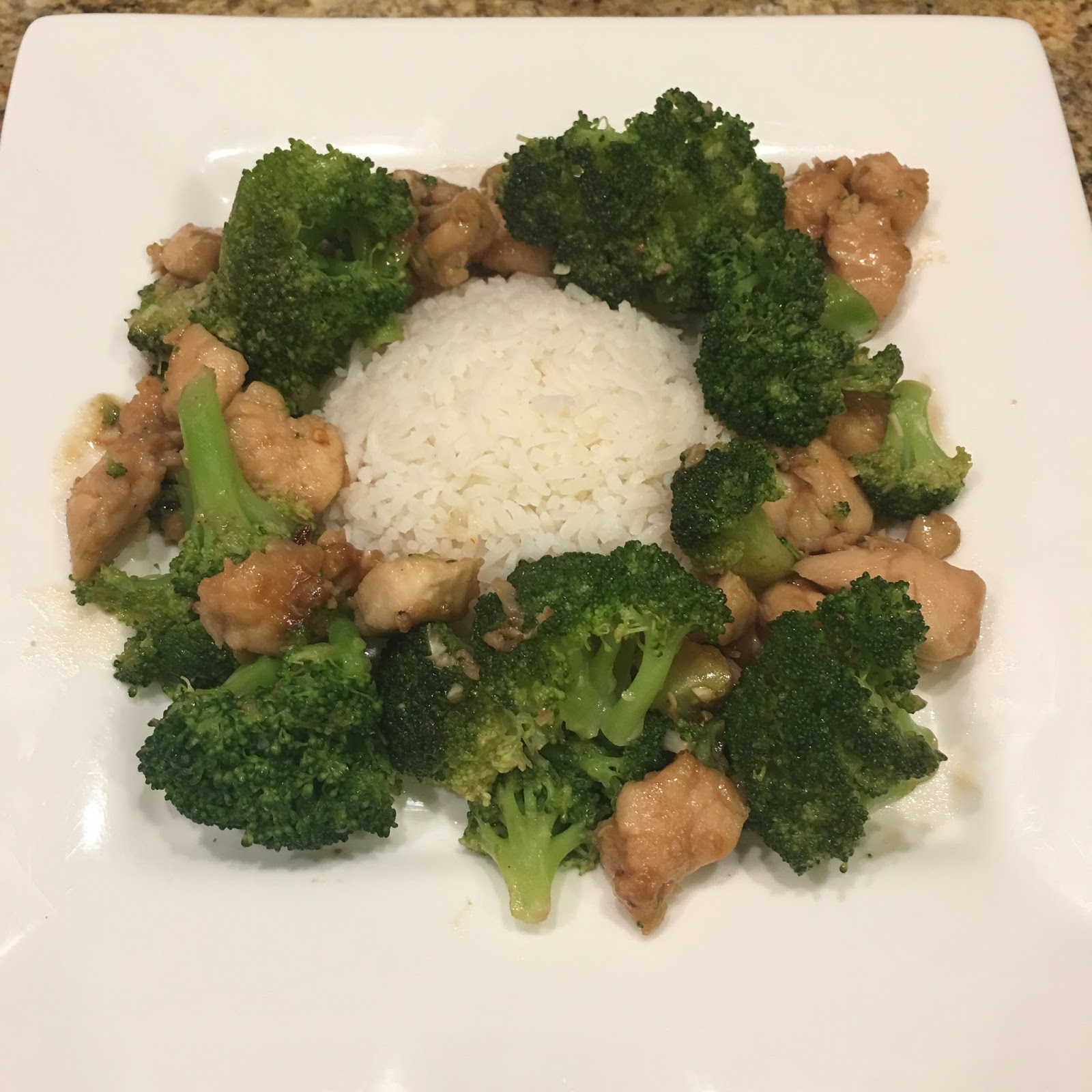 Taste Of Hawaii Chinese Chicken And Broccoli-6003