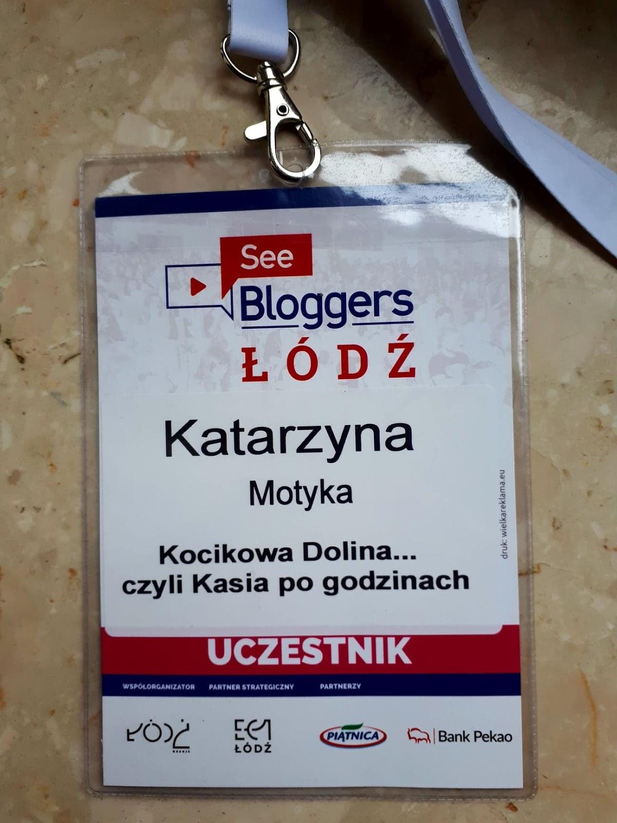 See Blogers - relacja subiektywna