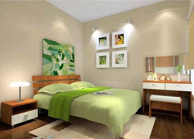 dekorasi kamar anak laki-laki nuansa warna terang