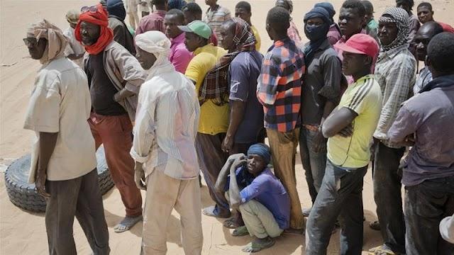 Walk or die: Algeria abandons 13,000 refugees in the Sahara