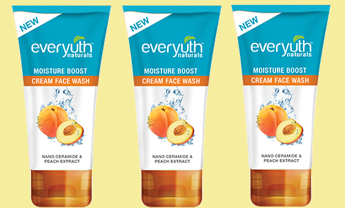 Everyuth Cream Face Wash