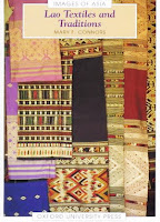 Lao book review - Lao Textiles and Traditions by Mary Connors