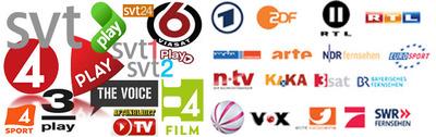 Sky De Germany italy NL Sweden Europe m3u8 | Sharing-Belge IPTV VOD