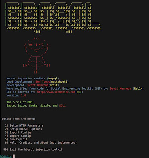 Blind SQL Injection Tool: BBQSQL