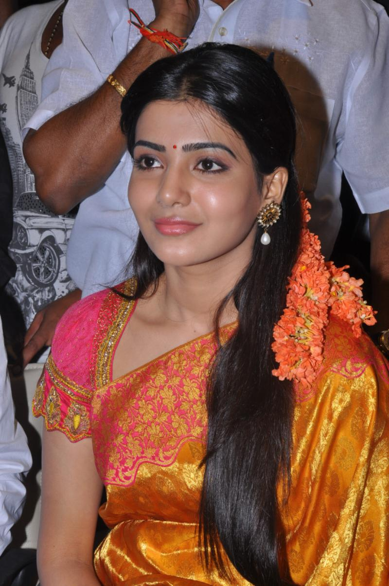 That was samantha tamil actress