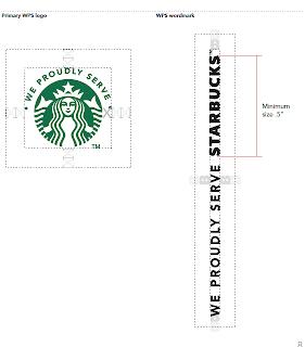 Starbucks Style Guide