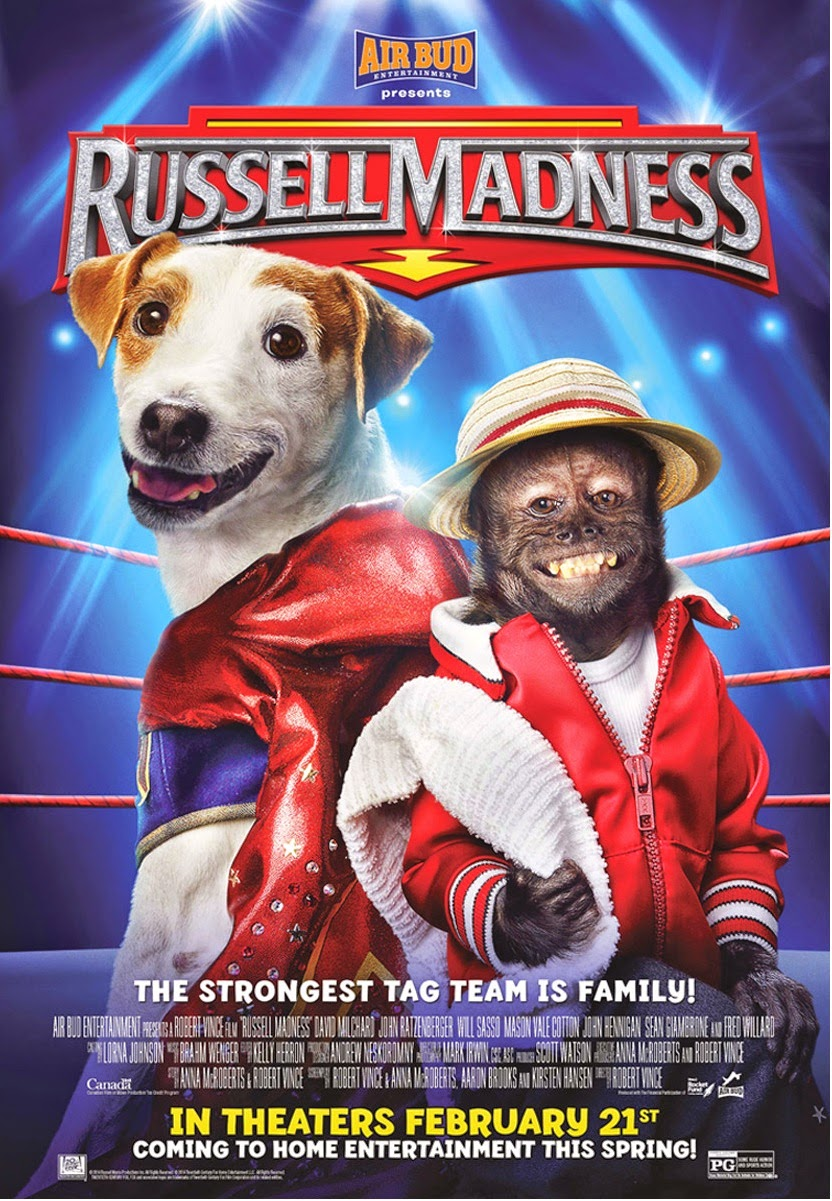 Russell Madness 2015 - Full (HD)