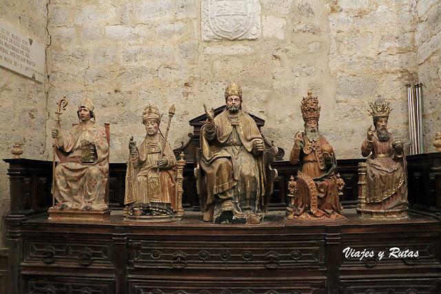Iglesia de Santa Eulalia de Paredes de Nava