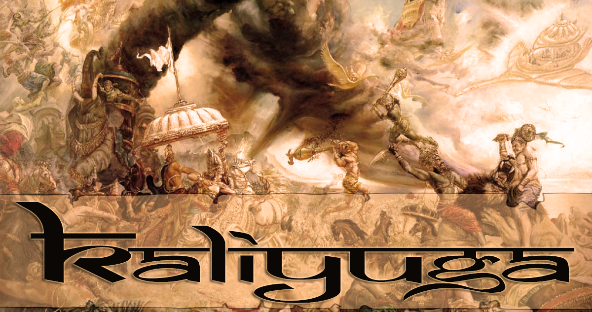 The Beginning of Kaliyuga when mankind will decay – The
