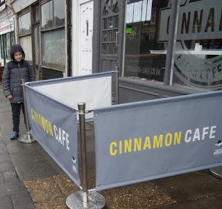 cinnamon cafe winter road southsea
