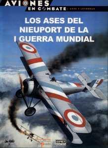 Los ases del Nieuport
