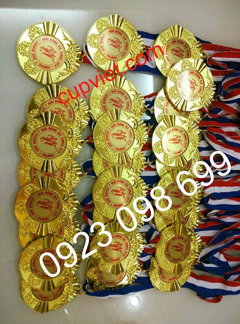 Huy chương giải thưởng giá rẻ, phôi huy chương