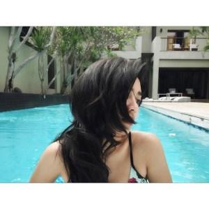 foto dea ananda bikini