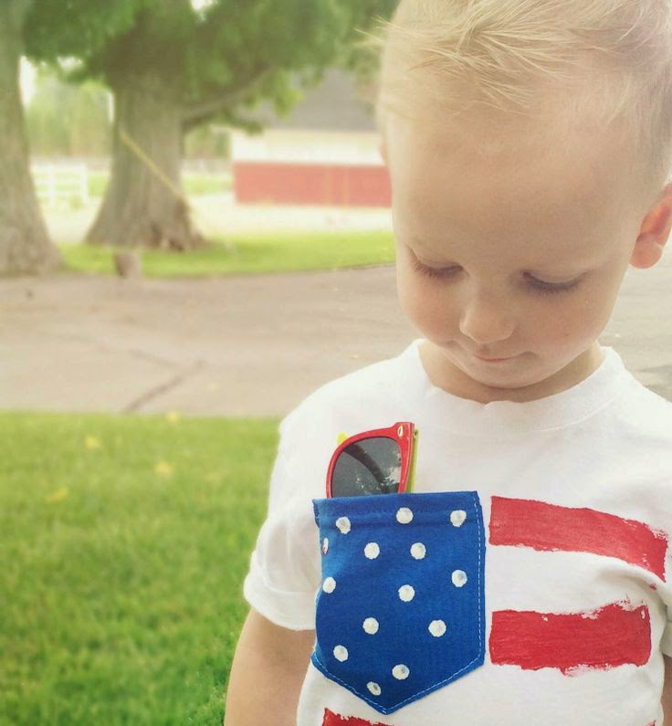Crafty Texas Girls 11 Ideas For Diy Fourth Of July Shirts