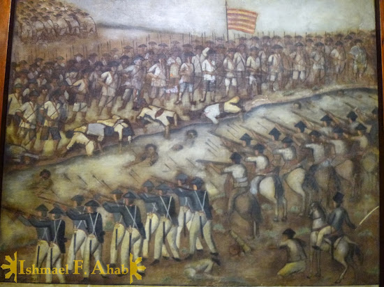Basi Revolt painting in the Philippine National Museum