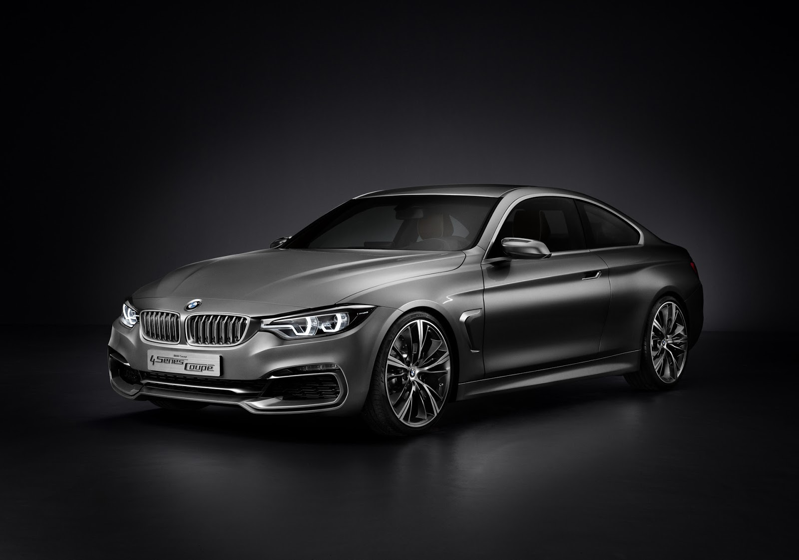 The Stunning BMW Concept 4 Series Coupe - BMW Markham