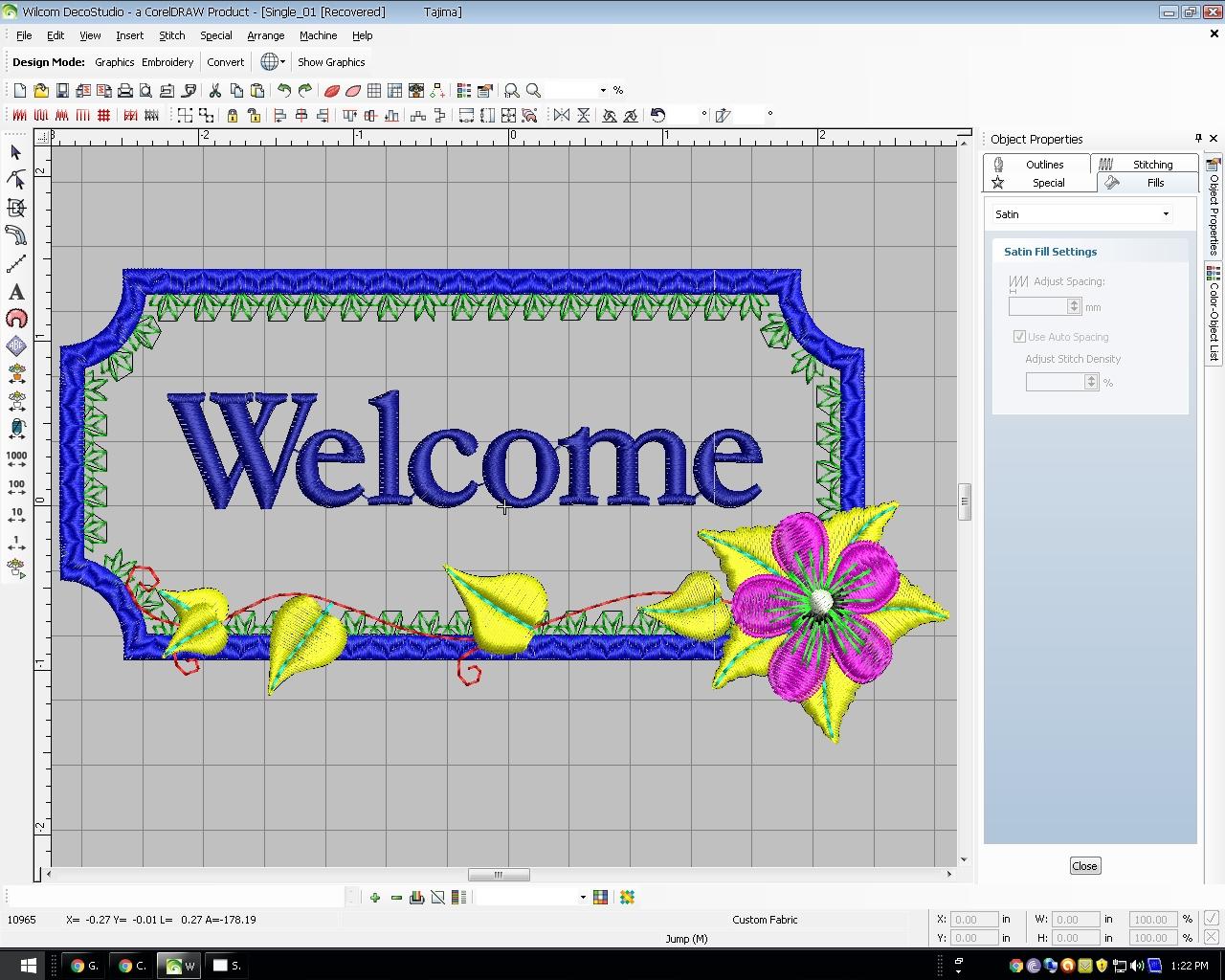 Download Do Wilcom Embroidery Studio E3 Designing Torrent | My First JUGEM