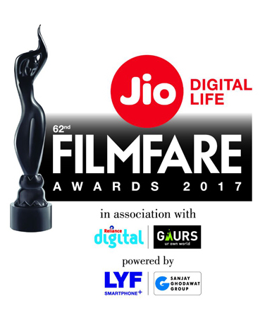 62nd Filmfare Awards 2017 WEBRip 720p Main Event 1.1GB