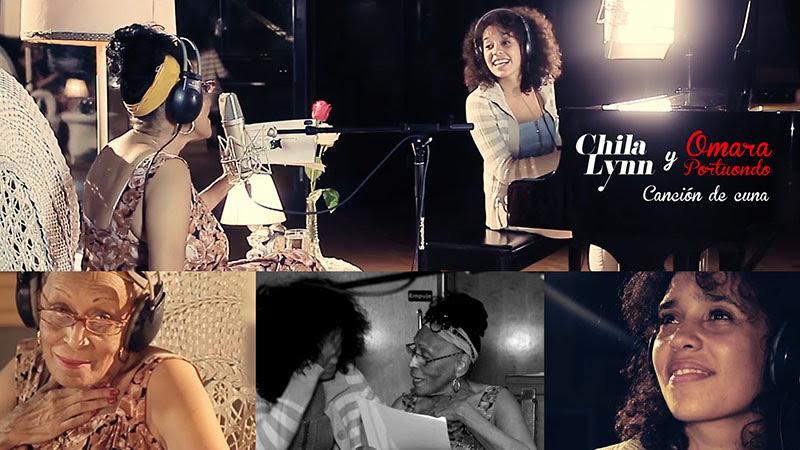 Chila Lynn y Omara Portuondo - ¨Canción de Cuna¨ - Videoclip. Portal Del Vídeo Clip Cubano - 01