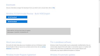 Cara Dapatkan File ISO Windows 10 Gratis