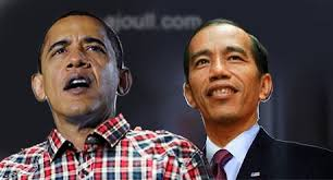 Jokowi Vs Obama