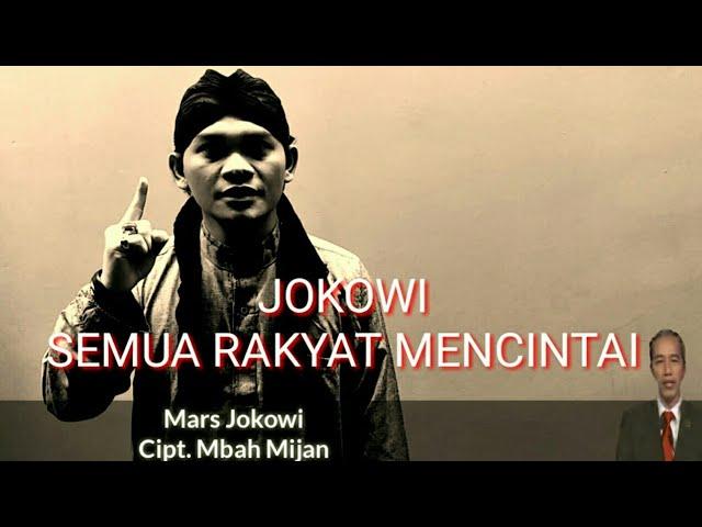 "Ramalkan Jokowi Menang, Mbah Mijan Ditantang ""Santet"" Netizen Ini"