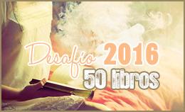 Desafío 50 libros 2016