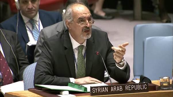 الجعفري سورية مصممة على مكافحة الإرهاب وطرد القوات الأجنبية الغازية من أراضيها