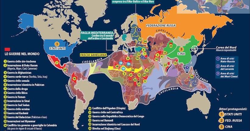 Malindi Cartina Geografica.Benvenuti In Caoslandia E L Occidente Va In Minoranza Faust E Il Governatore