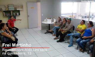 Sinpuc se reúne com agentes de saúde e de combate a endemias