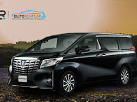 Rental Mobil Alphard Elite Rent Car
