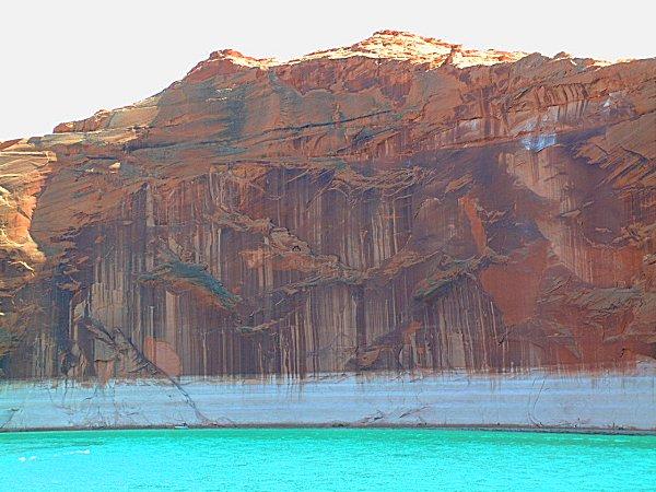 Navajo Tapestry Boat Tour
