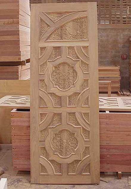 Latest Model Home Front Wooden Door Design Pictures 2013