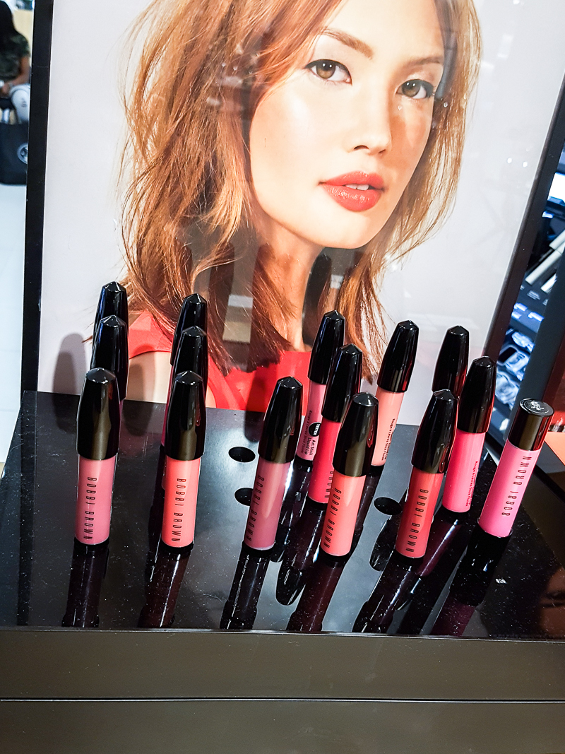 Bobbi Brown Art Stick Liquid Lipsticks - Swatches
