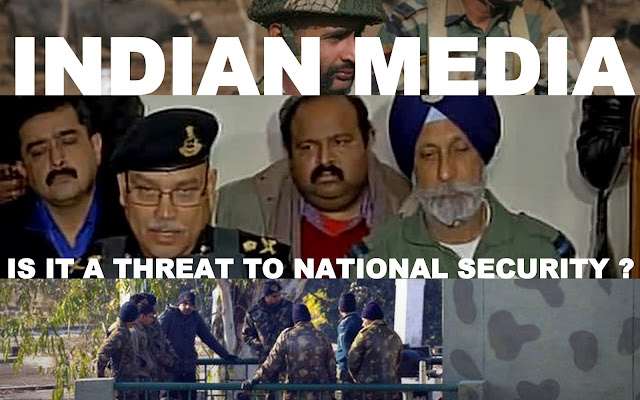 OPINION | Indian Media : Is it a Threat to National Security?