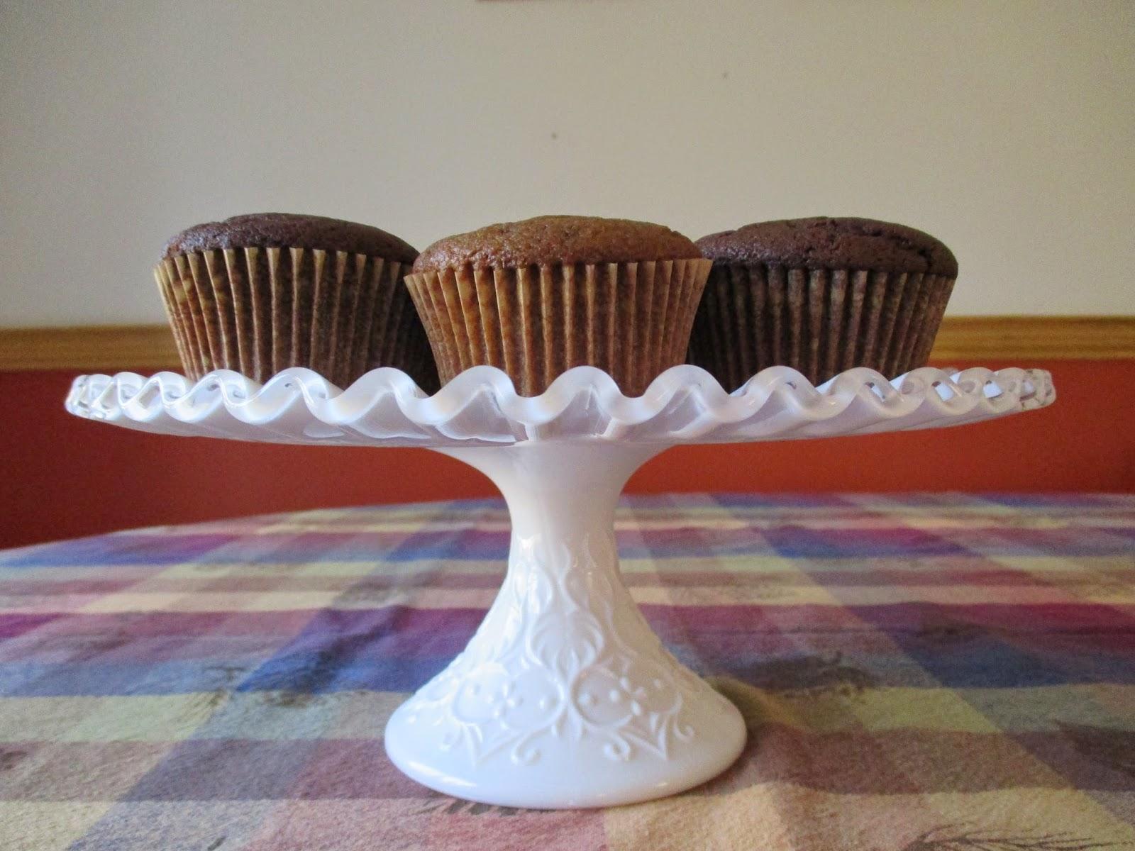 snack cake cupcakes cappuccino mochaccino