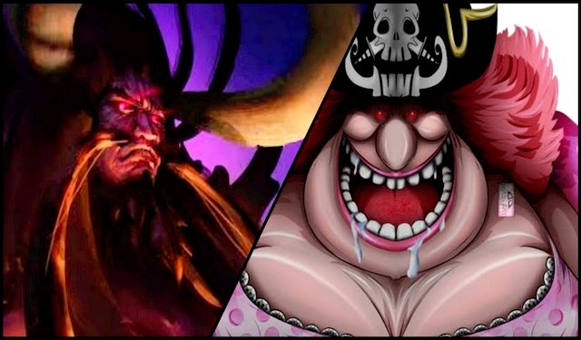 Kaido Vs Big Mom - One Piece Chapter 931