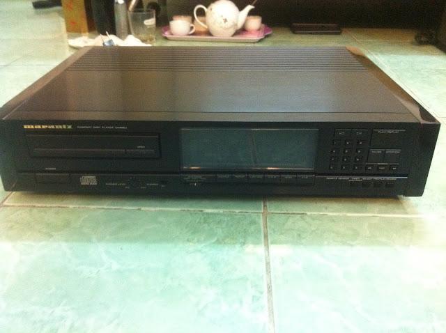 Đầu CD Marantz 880J