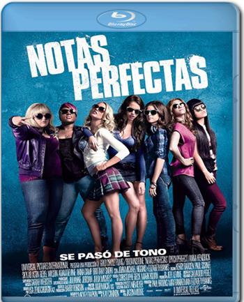 Notas Perfectas 1080p HD MKV Latino