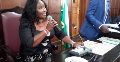 Ondo Speaker And Her Deputy Have Been impeached