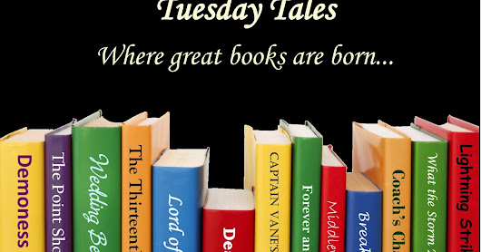 TUESDAY TALES - PICTURE PROMPT!