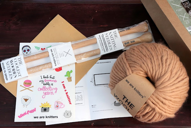 we are knitters kits