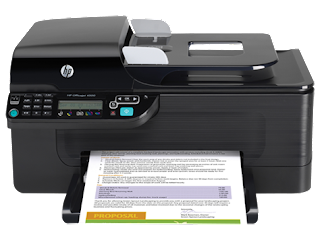 Resetear impresora HP Officejet 4500