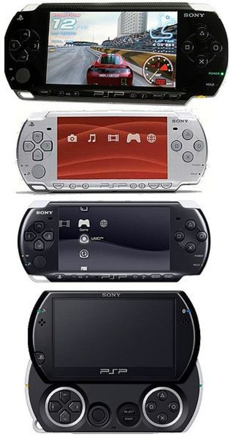 Psp 1000 2000 3000 Go Picture to Pin on Pinterest - PinsDaddy