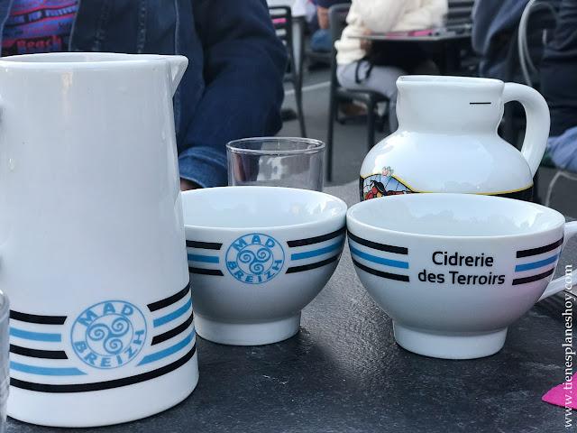 Gastronomía y bebida Bretaña Normandía