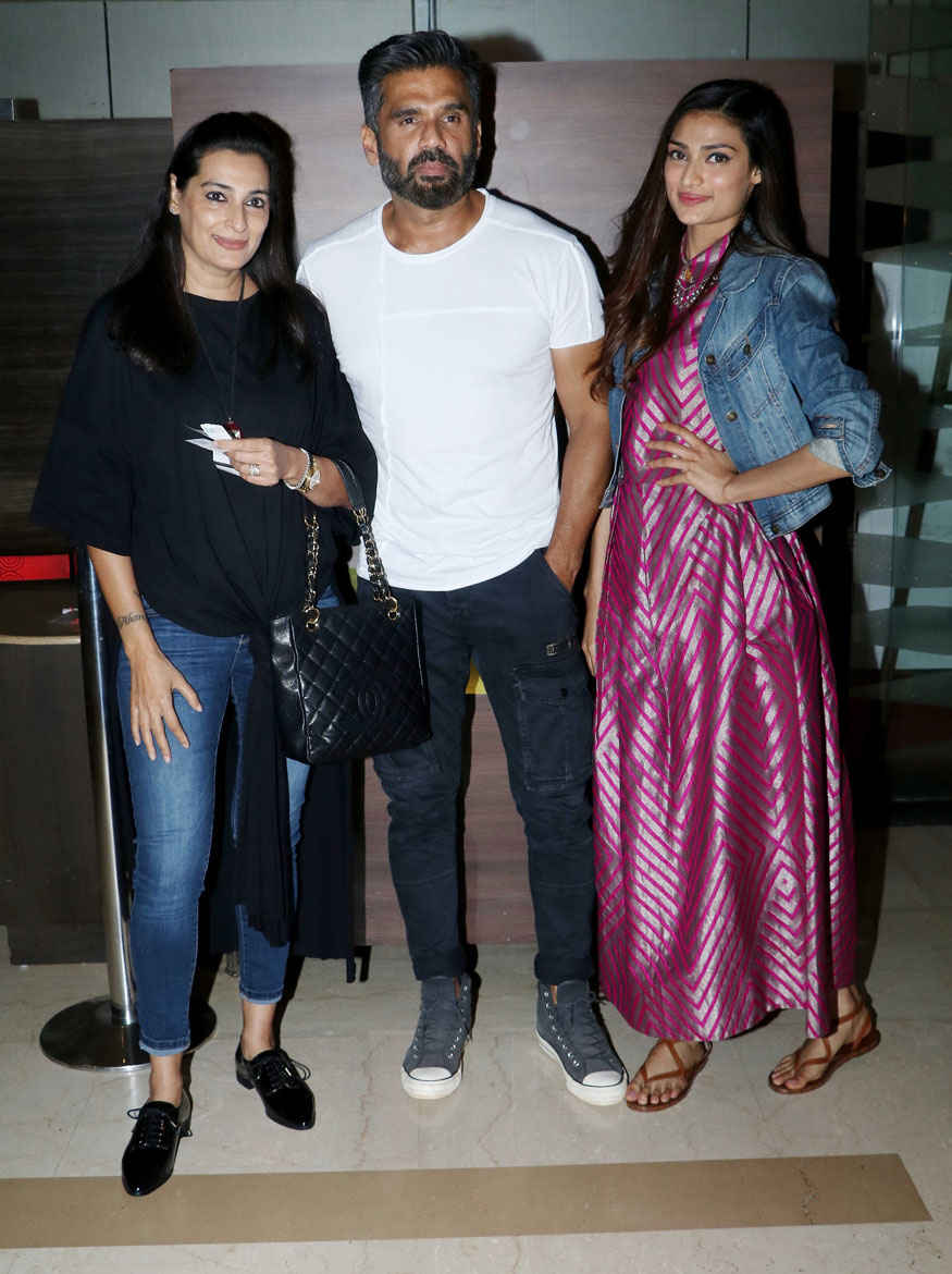 Bollywood Celebs Arrive Special Screening of Tubelight at PVR - ICON Infiniti In Versova