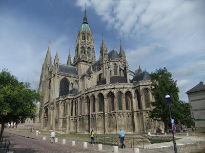 Catedral de Bayeux