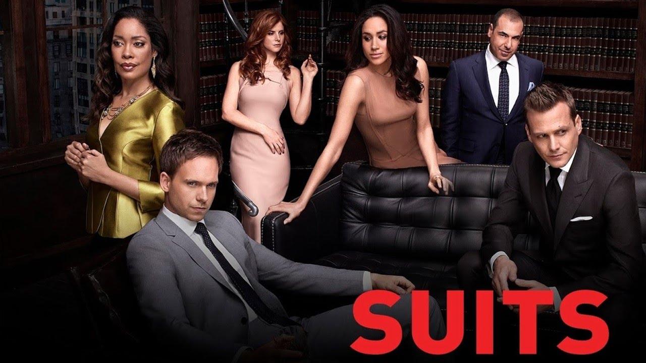 Suits Season 5 ~ Morgan Magazine
